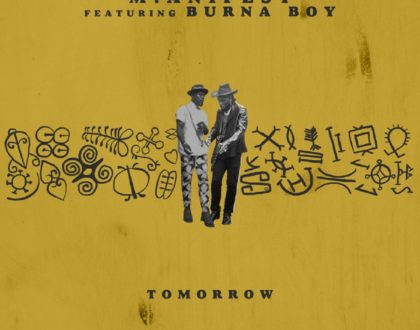 M.anifest – Tomorrow ft. Burna Boy