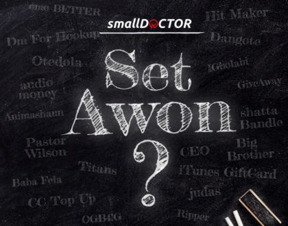 Small Doctor – Set Awon ?