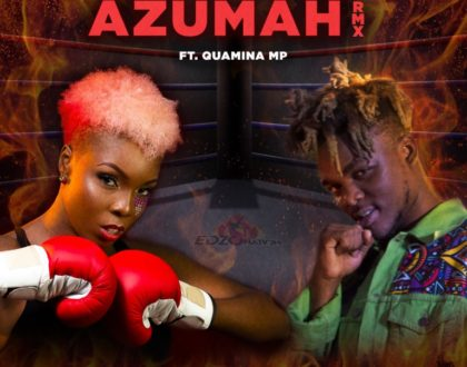 Feli Nuna – Azumah (Remix) ft. Quamina Mp (Prod. by Fizzi)
