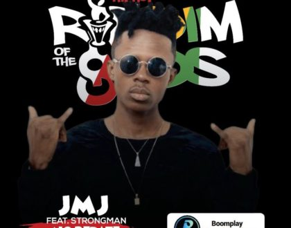 Strongman – No Debate (Riddim Of The gOds) (Prod. by JMJ)
