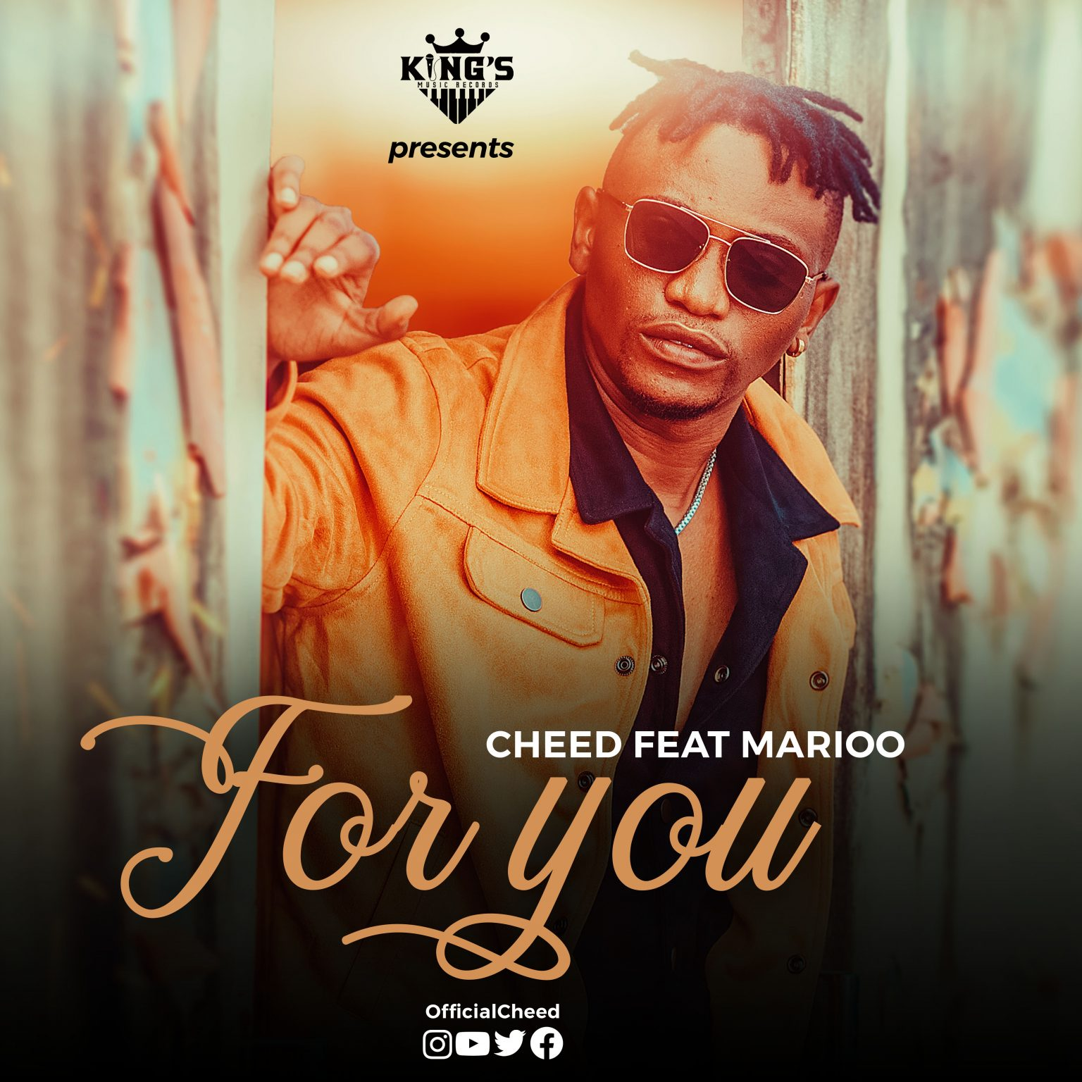 Cheed Ft. Marioo – FOR YOU