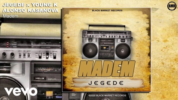 JEGEDE FT ALONSO KASANOVA & YOUNG K – MADEM
