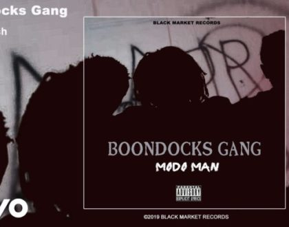 BOONDOCKS GANG FT IPHOOLISH – MDARANO