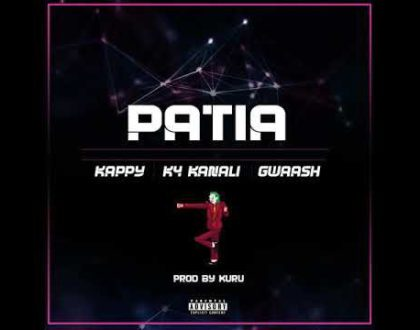 GWAASH FT KAPPY & K4KANALI – PATIA