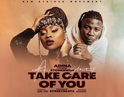 Adina – Take Care Of You ft. Stonebwoy (Prod. by Street Beatz)