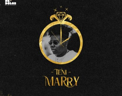 Teni – Marry (Prod.by JaysynthBeatz x MillaMix)