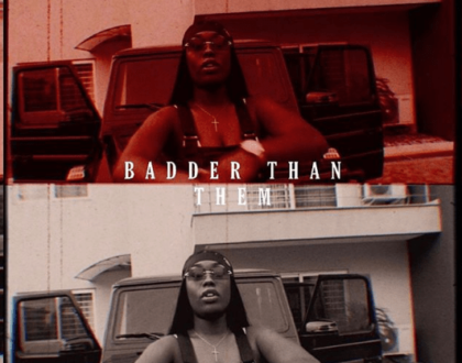 Cocotrey – Badder Than Them (Prod. by Chensee Beatz)