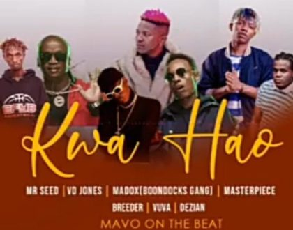MR SEED FT KARTELO, BREEDER LW, MASTERPIECE, VUVA, MADOXX, DEZIAN & VDJ JONES – KWA HAO