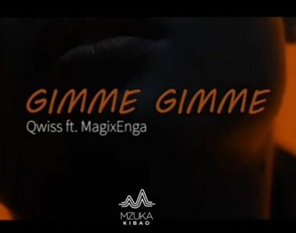 MAGIX ENGA FT QWISS – GIMME GIMME