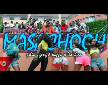 PELIAN GANG FT KAPPY – MASACHOO