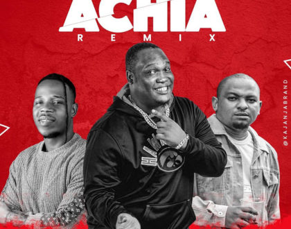 Yj Tz Ft. Nay Wa Mitego X Stamina X Mr T Touch – Achia Remix