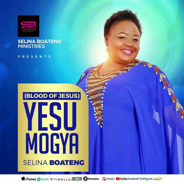 Selina Boateng – Yesu Mogya (Blood Of Jesus)