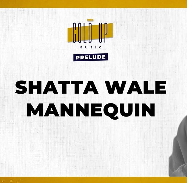 Shatta Wale & Gold Up – Mannequin (Prod. by Gold Up Music)