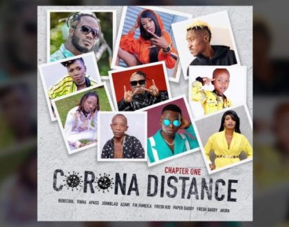 BEBE COOL FT UGANDAN ALLSTARS – CORONA DISTANCE