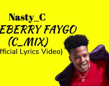 Nasty_C - Blueberry Faygo [C-Mix]