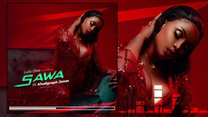 LULU DIVA FT KHALIGRAPH JONES – SAWA