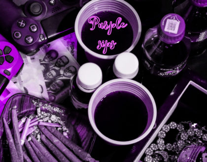 ThreeThree x Geezzy – Purple Sips (Prod. by KraxyBeatz)