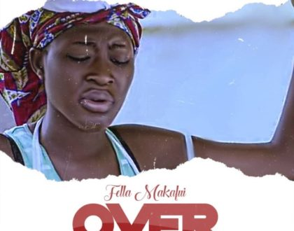 Fella Makafui – Over (Prod. by Unklebeatz)