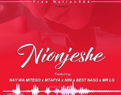 FREE NATION966 Ft. Naywamitego, best naso, Nini, Mtafya, Mr.Lg – NIONJESHE
