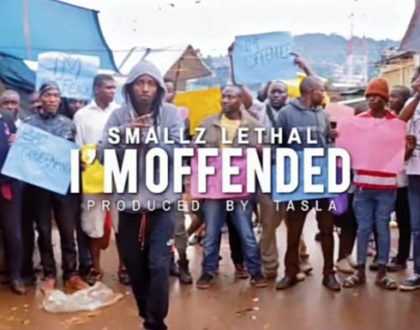 SMALLZ LETHAL – I'M OFFENDED