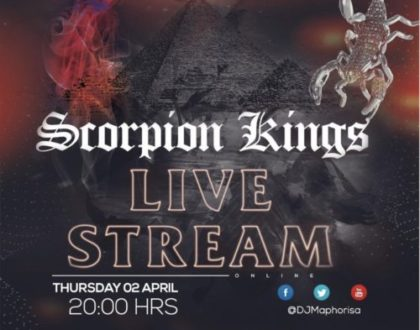 Scorpion Kings Live Stream Mix 2 – Kabza De Small & DJ Maphorisa