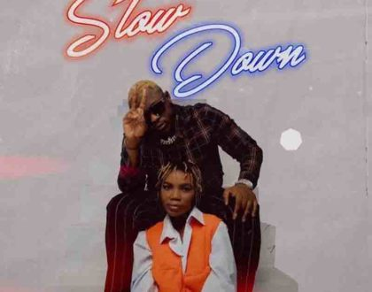 Khalifina – Slow Down ft. Medikal