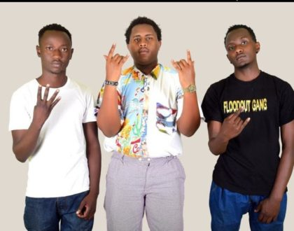 GWAASH FT K4KANALI, JUNG RETRO & YOUNG – BONGE LA