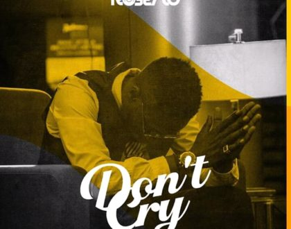 Roberto - Don't Cry