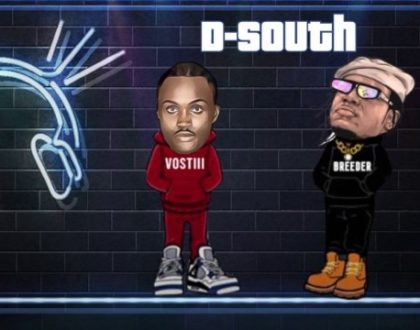 D-South ft Breeder LW – VOSTIII