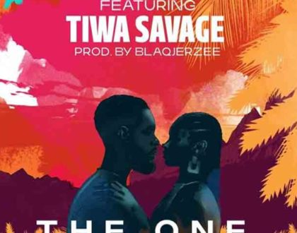 Efya – The One Ft Tiwa Savage (Prod By Blaq Jerzee)