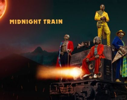 SAUTI SOL – MIDNIGHT TRAIN
