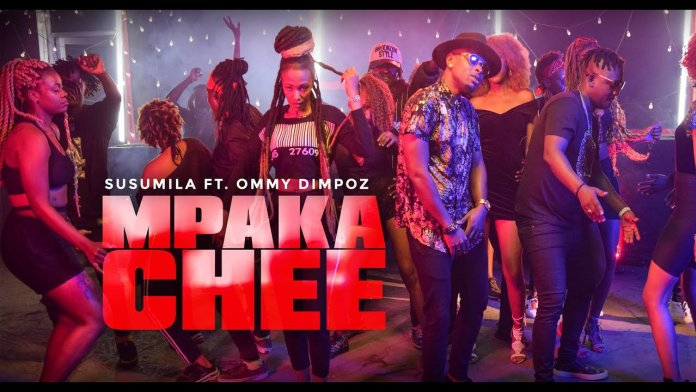 SUSUMILA FT OMMY DIMPOZ – MPAKA CHEE