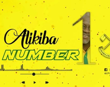 Alikiba – NUMBER 1