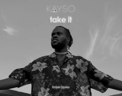 KaySo – Take It (Prod. by KaySo)