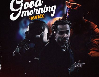 Stonebwoy – Good Morning (Remix) Ft Sarkodie x Kelvyn Colt