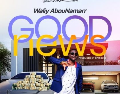 Waliy AbouNamarr -Good News (Prod BPM BOSS)