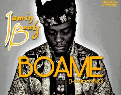 Jamin Beats - Boame (Prod.By Jamin Beats)