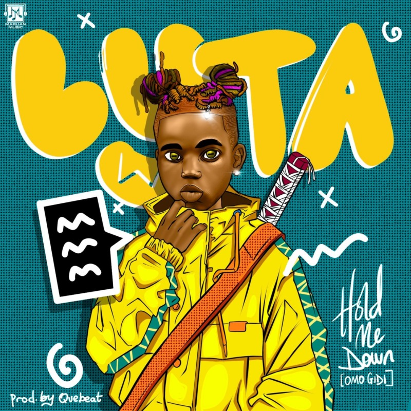 Lyta - Hold Me Down
