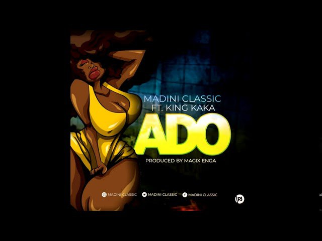 Maldini Classic ft King Kaka – Ado