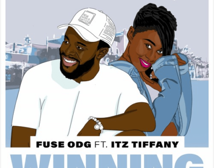 Fuse ODG – Winning ft. Itz Tiffany