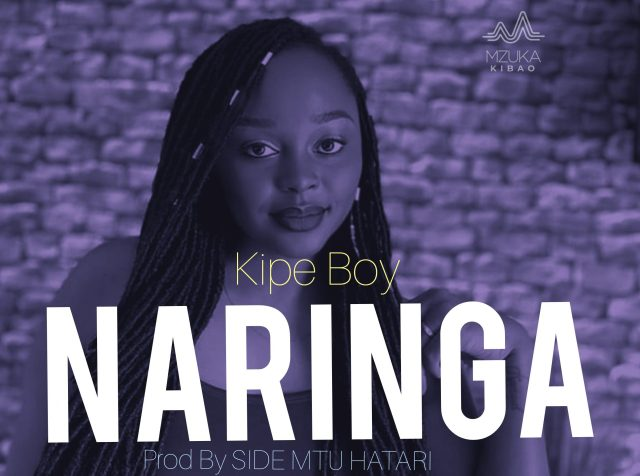 Kipe Boy – Anaringa