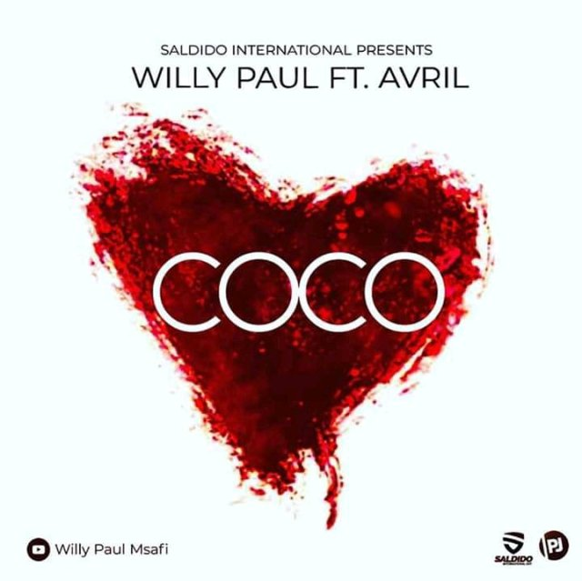 Willy Paul ft Avril – COCO