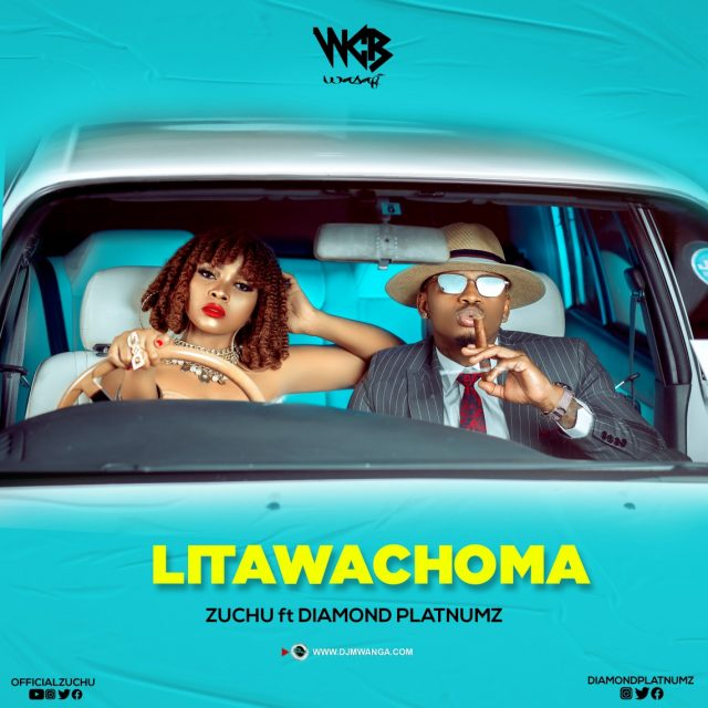 Zuchu Ft. Diamond Platnumz – Litawachoma