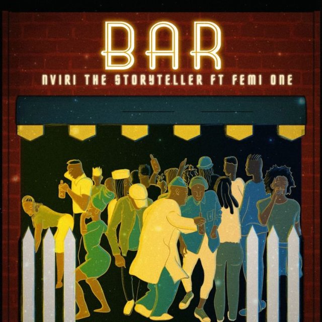 Nviiri The Storyteller ft Femi One – BAR