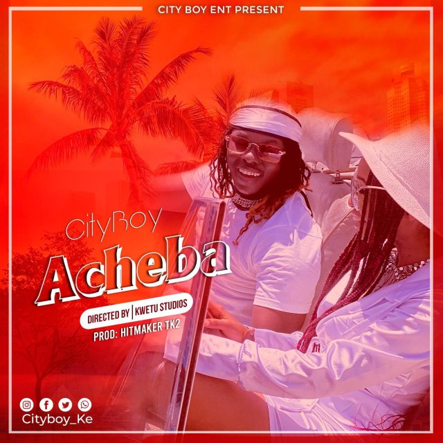 City Boy – ACHEBA