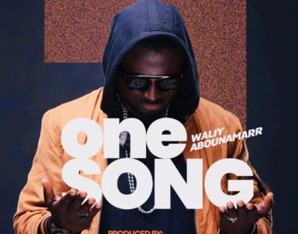 Waliy Abounamarr - One Song (Prod by Ronyturnmeup)