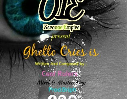 Cool Rulers – Ghetto Cries is