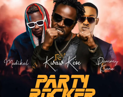 Kwaw Kese – Party Rocker ft. Medikal & Dammy Krane