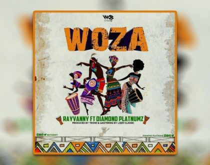 Rayvanny ft Diamond Platnumz – Woza