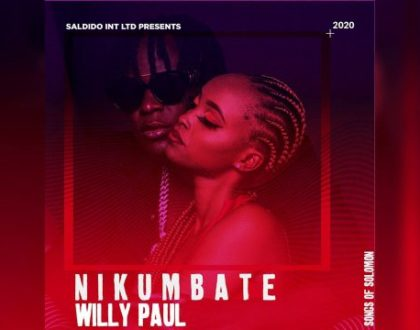 Willy Paul – Nikumbate